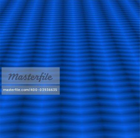 computer generated blue floor/ background