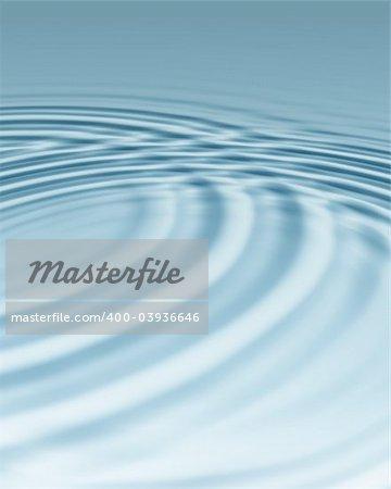 bluish water ripples background