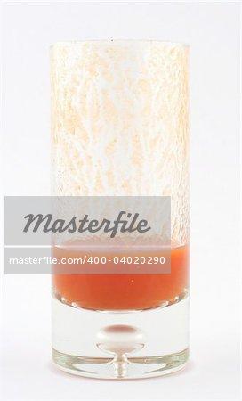tomato juice almost gone