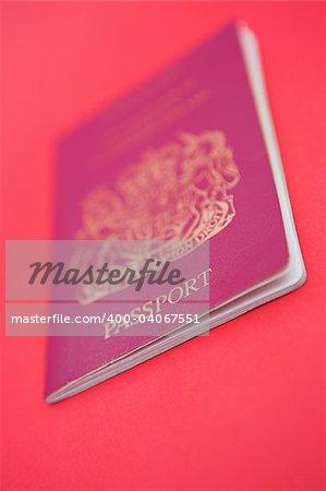 Passport shot, left full size for cropping if desired - shallow dof