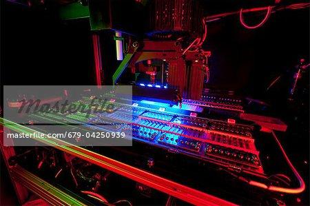 Genom-Sequenzierung-Maschine