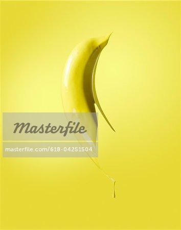 Banane liquide