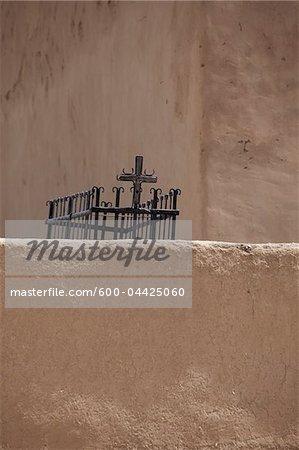 Las Trampas, Taos County, New Mexico, USA