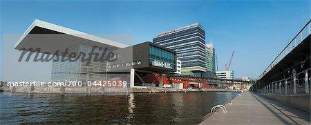 Muziekgebouw aan't IJ, Amsterdam, Netherlands