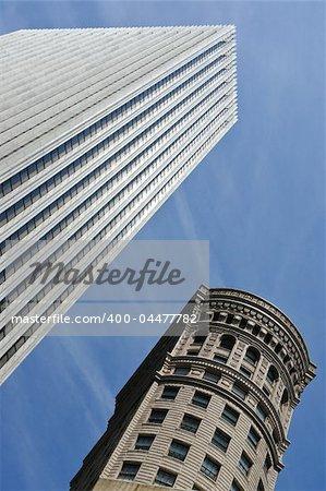 Modern buildings in San Francisco