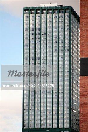 Modern Architecture, Calgary, Alberta, Canada