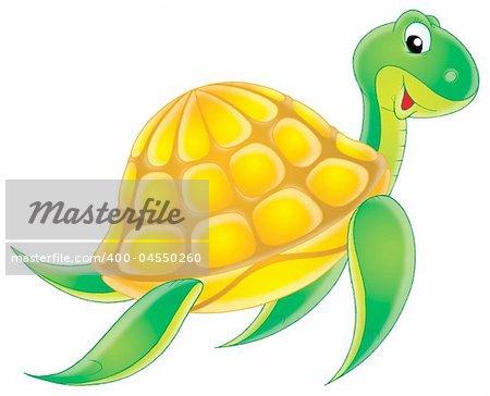 Isolated clip-art / children's book illustration your design