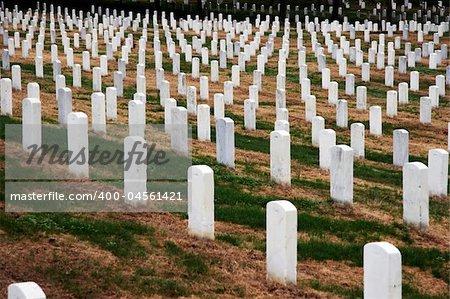 Arlington National Cemetery, Washington, D. C.