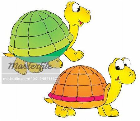 Clip-art / children's book illustration for your design