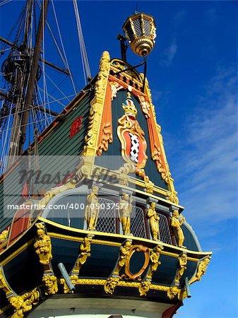 """The Dutch VOC ship, """"Batavia"""""""