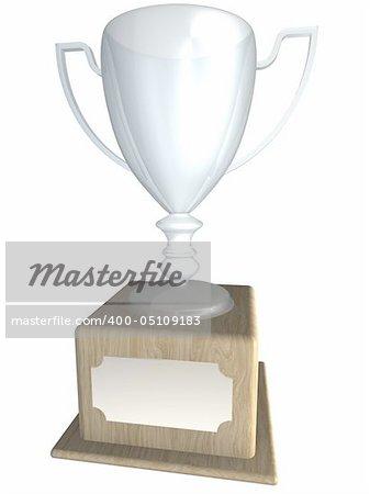 Win trophy