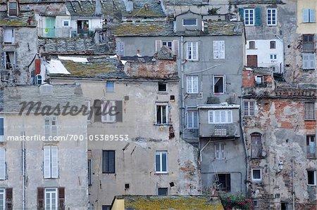 Bastia, département de la Haute-Corse, Corse, France