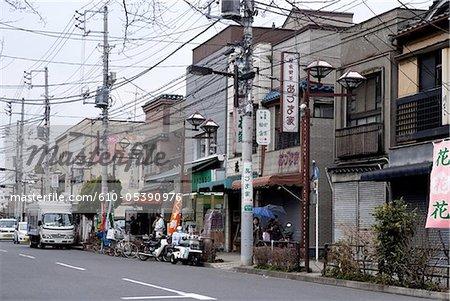 Japan, Tokyo, Nippori