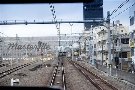 Japon, chemin de fer