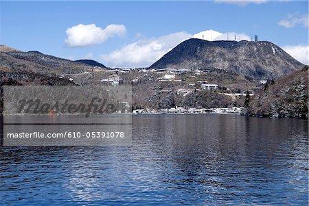 Japon, Hakone, lac Ashi