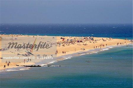 Halbinsel in Spanien, Kanaren, Jandia, Morro Jable