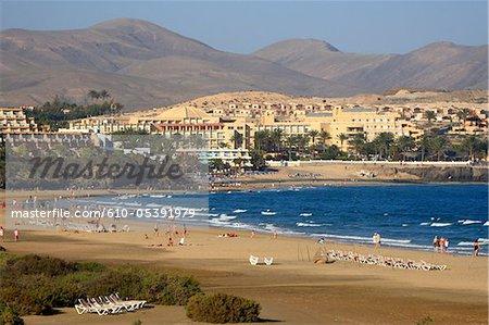 Espagne, Canaries, Costa Calma