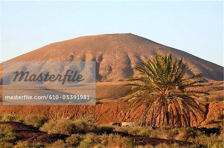 Montagnes de l'Espagne, Iles Canaries,