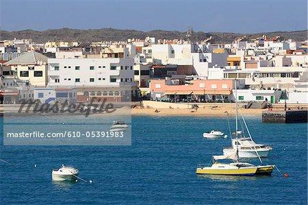 Spain, Canary islands, Corralejo