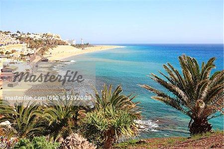 Péninsule d'Espagne, Canaries, Jandia, Morro Jable
