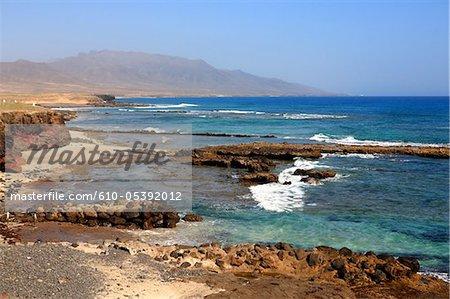 Péninsule de Jandia Espagne, Iles Canaries,