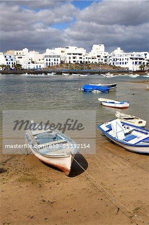 Spanien, Kanarische Inseln, Lanzarote, Arrecife