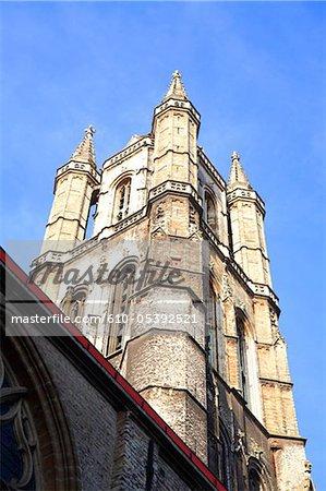 Belgium, Ghent, the belfry