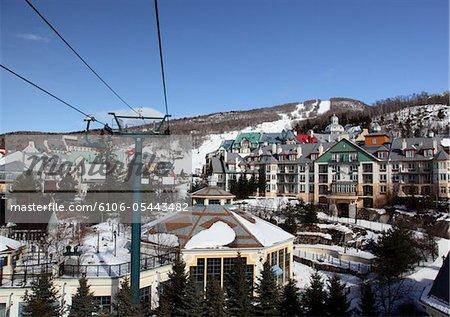 Mont Tremblant Dorf