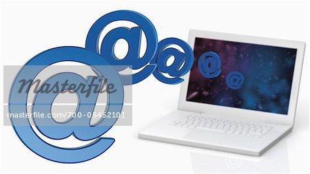 @ Symbols and Laptop Computer
