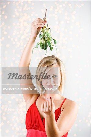 Mistletoe Desire