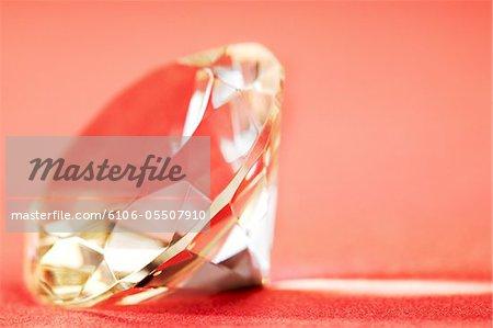 Rosa Diamant, close-up