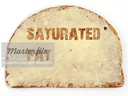 Brot mit butter