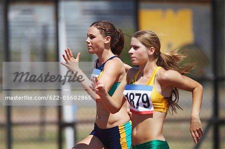 Women's Footrace