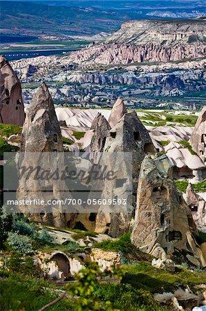 Pigeon Valley, Kappadokien, Türkei