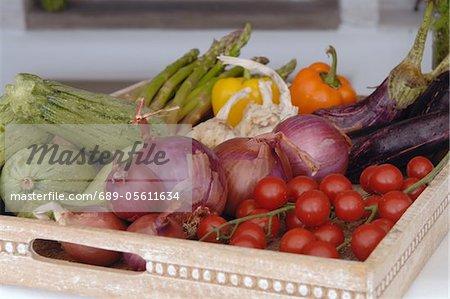 Bac à légumes