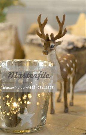 WindLight et figurine de cerf