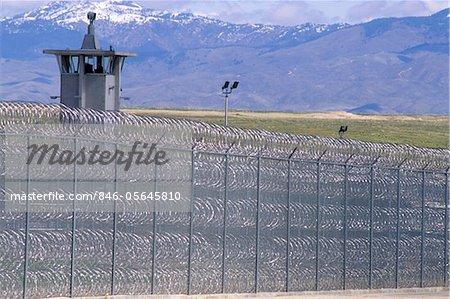 1990s STATE PRISON BOISE, ID