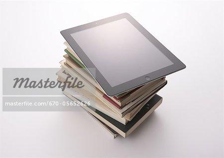 Tablet PC et livres