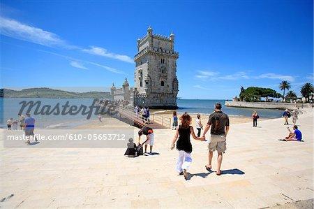 Tour de Belém de Lisbonne, Portugal