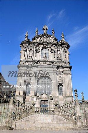 Portugal, Porto, Igreja dos Clerigos