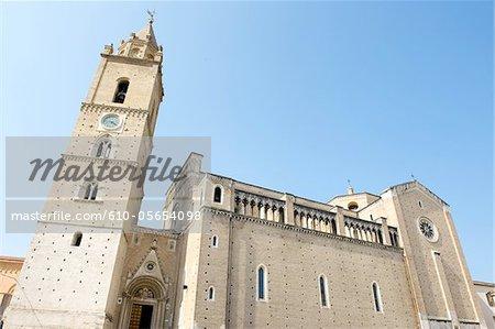 Italy, Abruzzo region, cathedral of Chieti