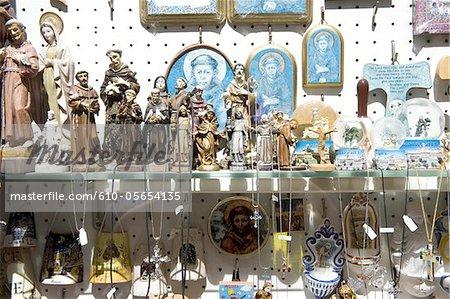 Italie, souvenirs de région, Assisi, Umbria de Saint François d'assise