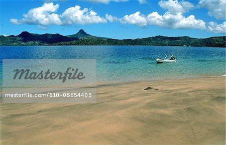 Mayotte, la plage