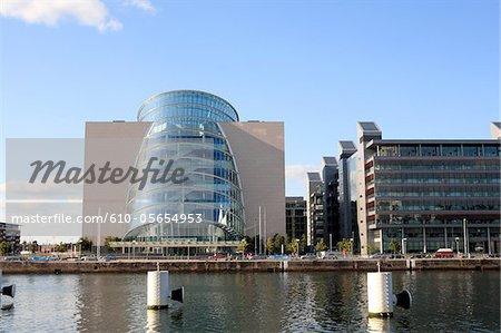Ireland, Dublin, convention centre