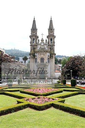 Portugal, Guimaraes, Santo Passos church