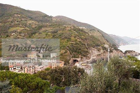 Monterosso al Mare, Cinque Terre, Province of La Spezia, Ligurian Coast, Italy