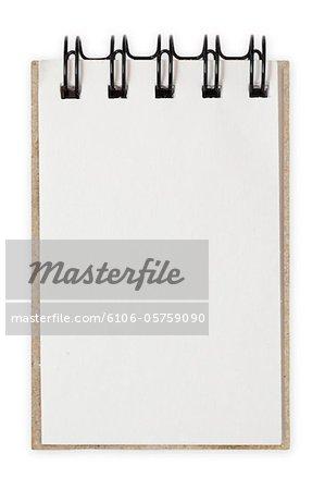 Spirale gebunden Notebook