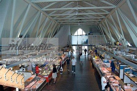 Innen Fischmarkt, Göteborg, Schweden, Skandinavien, Europa