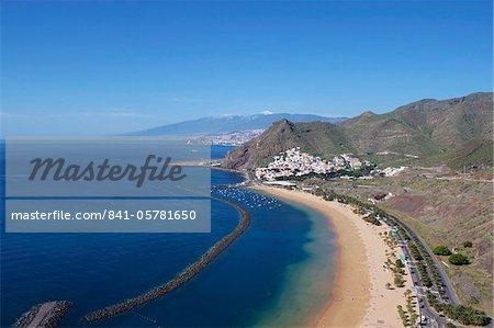 Las Teresitas, Tenerife, Canaries Iles Espagne, Atlantique, Europe