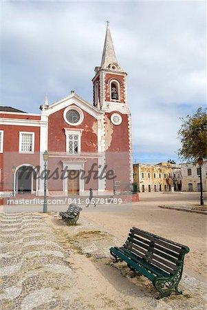 Church of Miserecordia, Mozambique Island, Mozambique, Africa